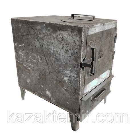 """Печь """"Буржуйка"""" под плиту для дома в Алматы, фото 2"""