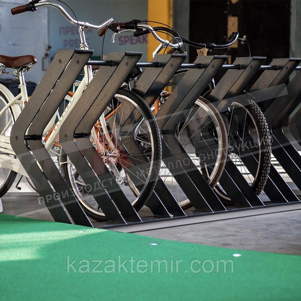 Велопарковка на 7 мест - фото 2
