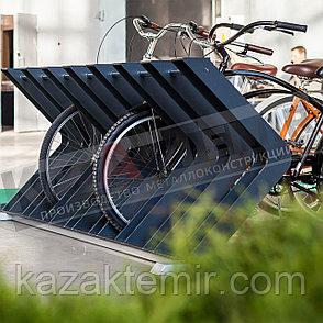 Велопарковка на 7 мест, фото 2