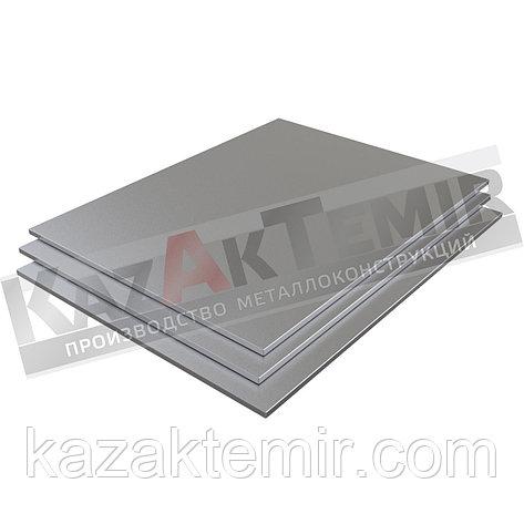 Лист 4 мм горячекатаный рифленый (1.5х6м), фото 2