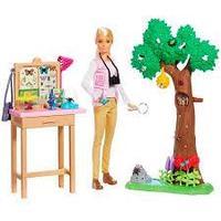 Barbie® Nat Geo Исследователь бабочек