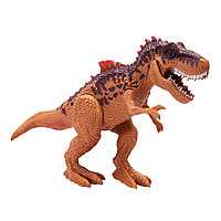Тираннозавр, световые и звуковые эффекты