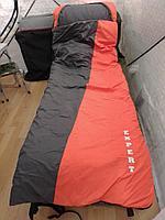 Спальный Мешок Эксперт цвет Серый температурный режим -25