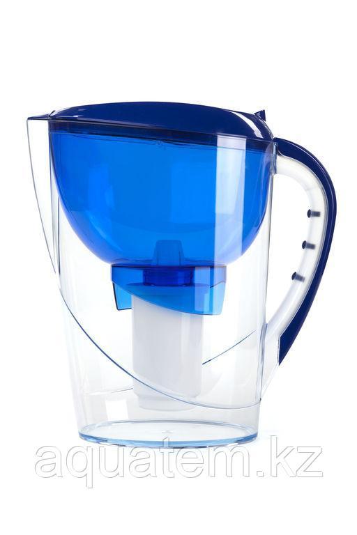 Кувшин Гейзер Аквариус (синий)