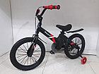 Легкий детский велосипед Беркут 16 колеса. Алюминиевая рама., фото 4