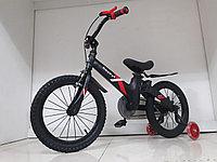 Легкий детский велосипед Беркут 16 колеса. Алюминиевая рама.