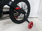 Легкий детский велосипед Беркут 16 колеса. Алюминиевая рама., фото 6