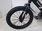 Легкий детский велосипед Беркут 16 колеса. Алюминиевая рама., фото 5