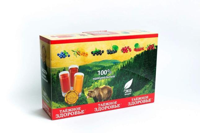 Кисель рябина черноплодная  300 гр., фото 2
