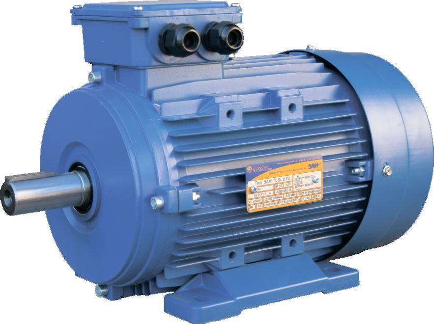 Эл/двигатель 5,5кВт 1000 об/мин  5АИ 132 S6 5,5/1000 1081