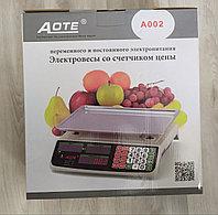 Весы электронные AOTE A002, 40 кг / 1 гр, фото 1