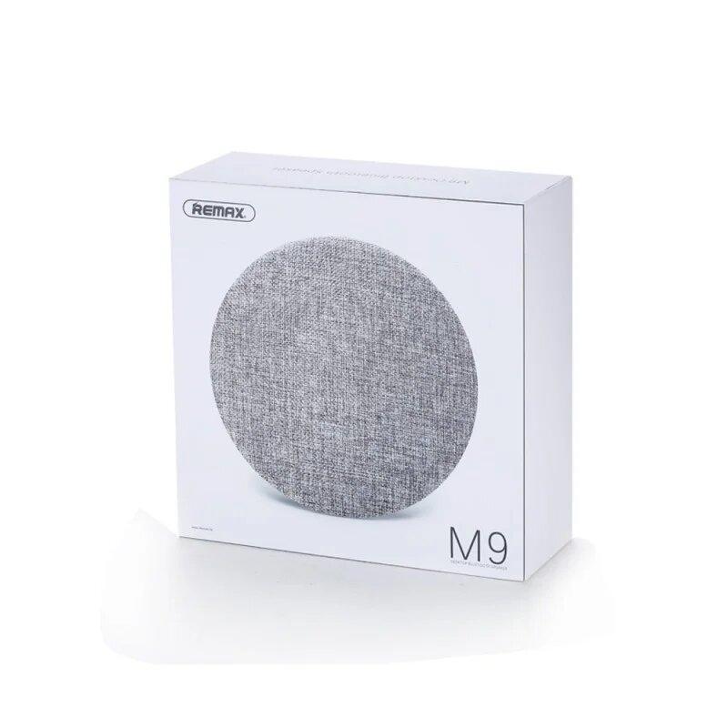 Блютуз колонка Remax RB -M9 (White) - фото 2