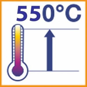 Дооснащение опция измерения высоких температур до 550С для testo 875i/881/882