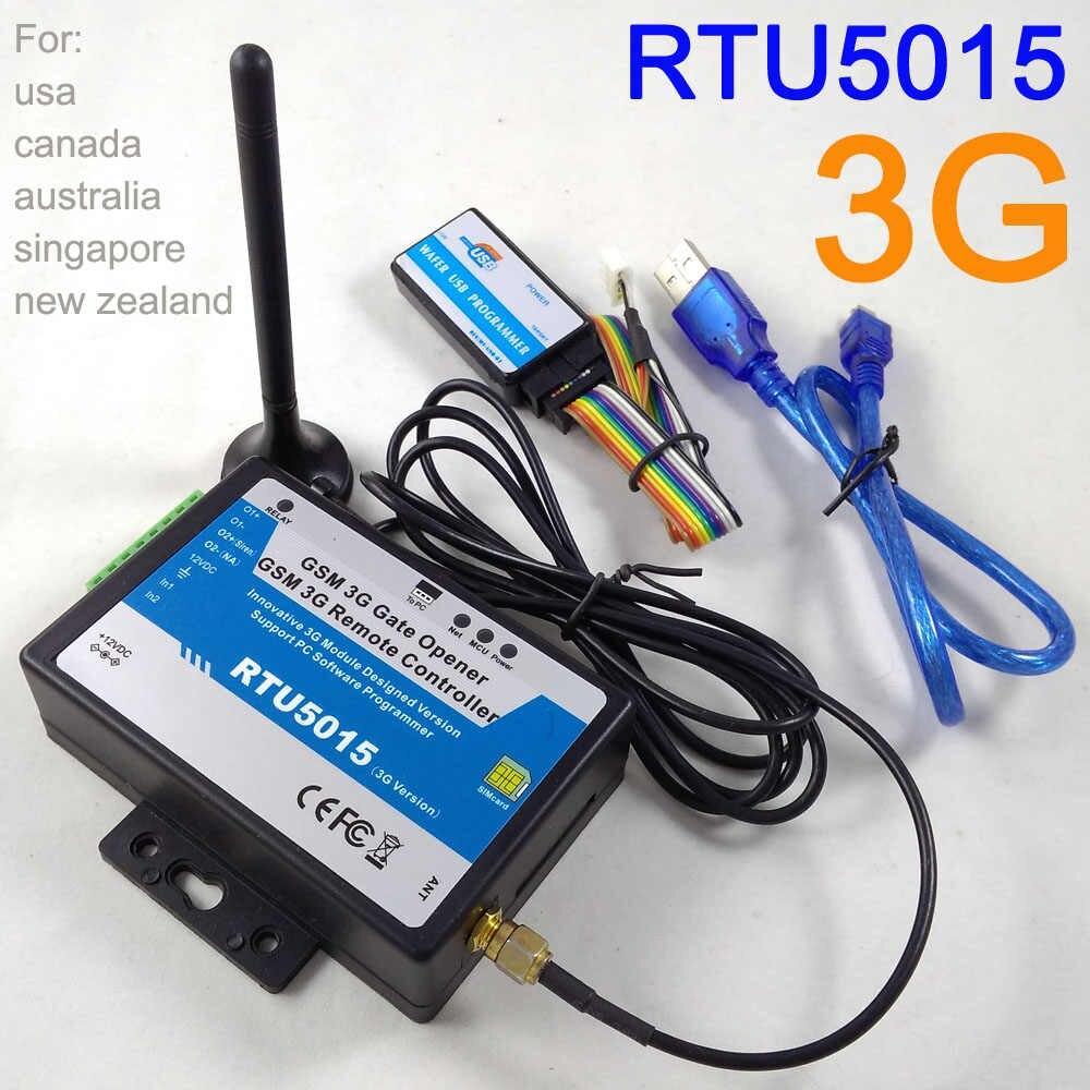 Пульт управления для ворот RTU5015Plus, GSM, с пультом управления SMS