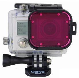Cветофильтр Polar Pro Cube Magenta Filter для экшн-камер GoPro