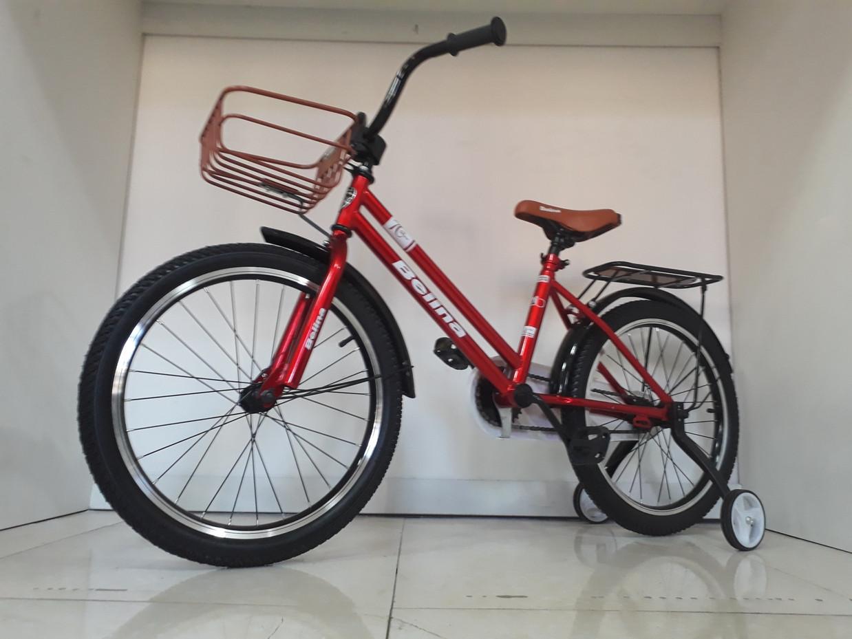"""Детский велосипед """"Beiina"""" 20 колеса. Отличный подарок."""