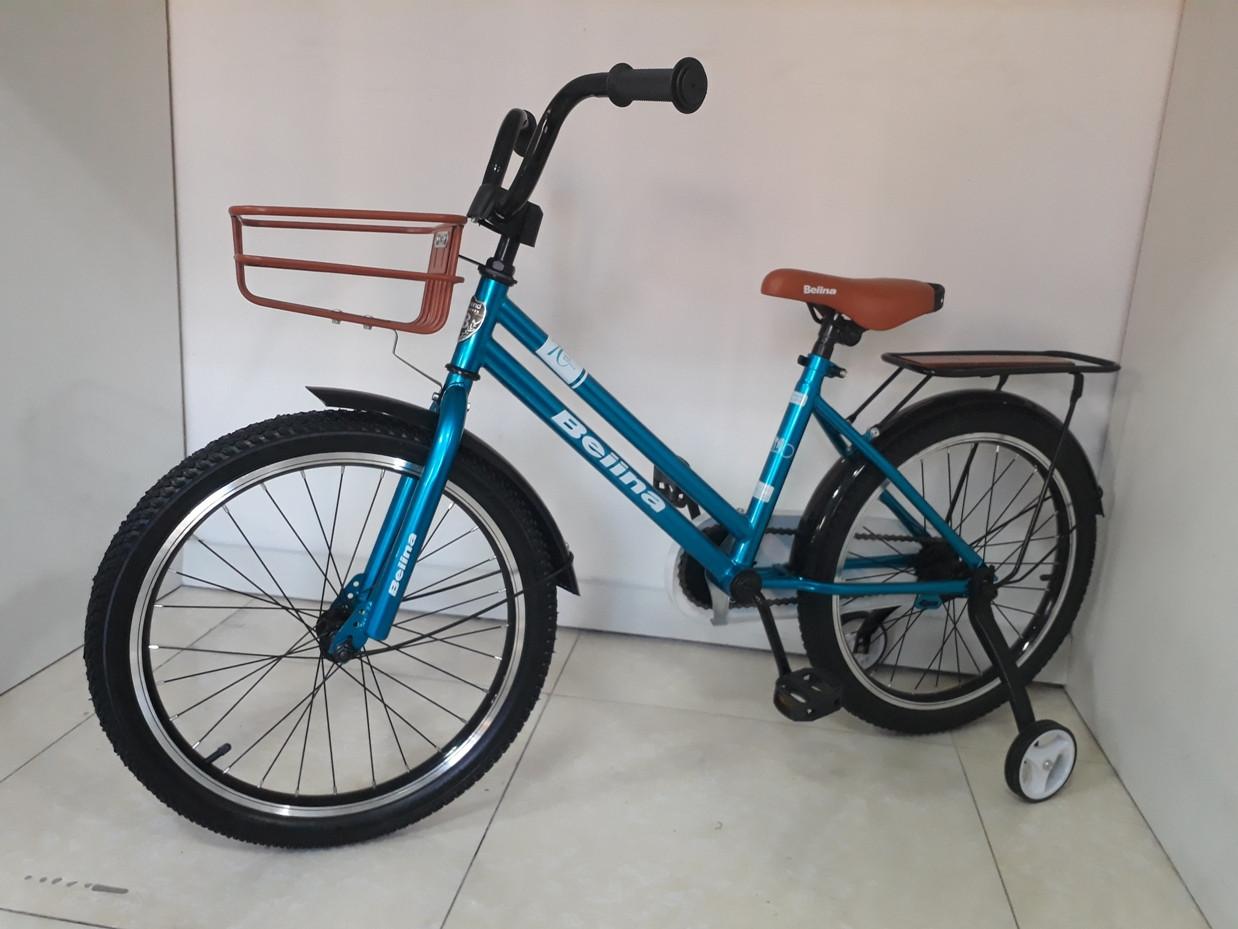 """Детский велосипед """"Beiina"""" 20 колеса. Комфортный!"""