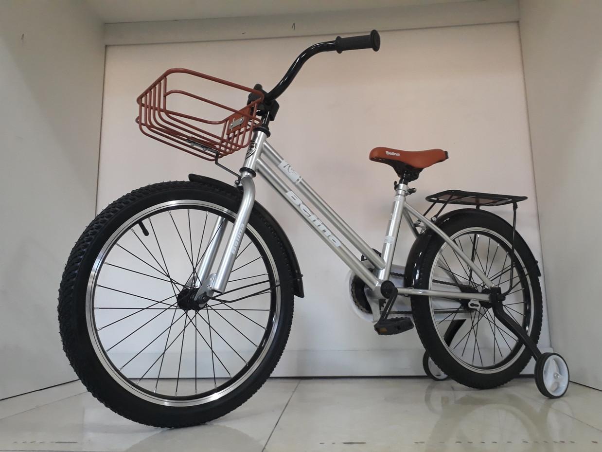 """Детский велосипед """"Beiina"""" 20 колеса. Удобный!"""