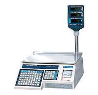 Весы торговые CAS LP-6R (v1.6)