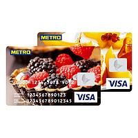 Подарочная карта номиналом 3000 рублей METRO Cash&Carry