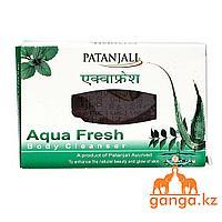 Мыло Аква Фреш (Aqua Fresh Soap PATANJALI), 75 гр