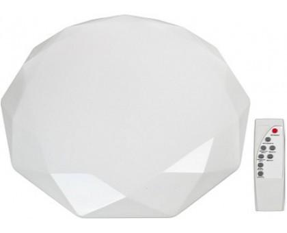 Светильник светодиодный модель 600-72вт (линзованный)/220в 6000К+3000К 500мм с пультом дистанционног