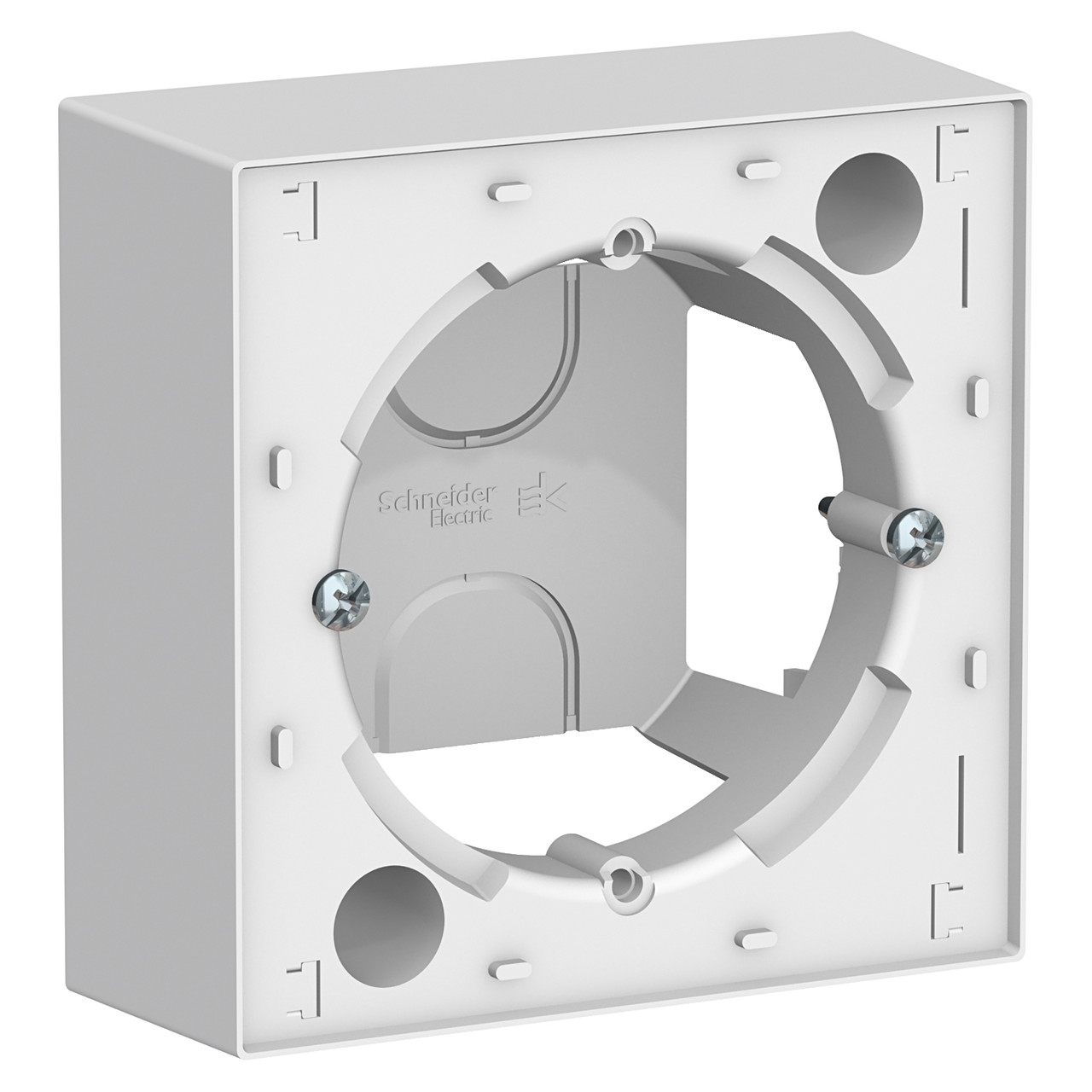 Коробка для наруж.монт. Белый /ATN000100/