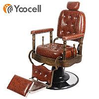 Винтажное кресло парикмахерское