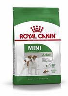 Сухой корм для собак мелких пород Royal Canin Mini Adult (звездочки)