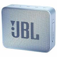Беспроводная колонка JBL GO2 Cyan(938542)