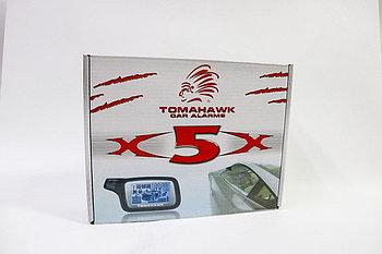 Автомобильный сигнализация с автозапуском Томагавк X 5