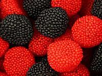 Ягодки (красные и черные) 1 кг.