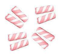 Бело-розовое суфле (Маршмеллоу) 125 шт.