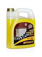 Антифриз AG 13+ желтый (-40) Pemco 913+ 5Л