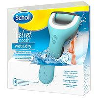 Электрическая роликовая пилка Scholl Velvet Smooth Wet & Dry, фото 1