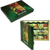 Greenfield набор ассорти: 30 вида чая по 4 пакетика