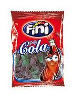 Бутылочка колы FINI в сахаре 100 гр. (Jelly Cola) Мармелад