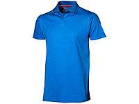 """Рубашка поло """"Advantage"""" мужская, небесно-голубой S, 3309842S"""