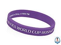 Браслет 2018 FIFA World Cup Russia™, фиолетовый , 2018109