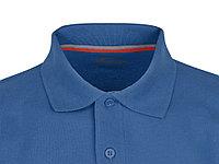 """Рубашка поло """"Point"""" мужская с длинным рукавом, небесно-голубой S, 3310642S"""