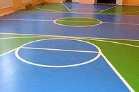 Спортивное покрытие для спортзала