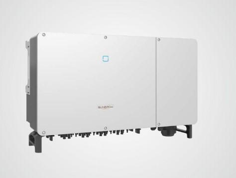 Multi-MPPT стринговый инвертор для солнечной станции на 110кВт