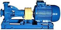 Насос горизонтальный 1Д 200-90 90 квт 3000 об/мин