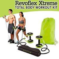Тренажер для всего тела «Спортзал дома» Revoflex Xtreme Top Fit