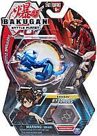 Игрушка-трансформер Бакуган Голубой лев Bakugan Lion Blue, фото 1