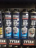 Профессиональная пена TYTAN UNI 65 O2, Зимняя, 750 мл.