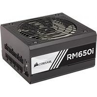 Блок питания ATX 650W Corsair RM650i, 80 PLUS Gold, Active PFC, вентилятор 13,5 см, CP-9020081-EU