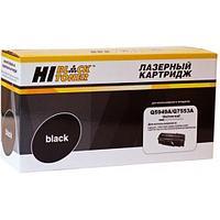 Картридж Hi-Black (HB-Q5949A/Q7553A) для HP LJ 1160/1320/P2015/ Canon 715, Универс, 3,5K