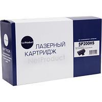 Картридж NetProduct (N-SP200HS) для Ricoh Aficio SP200N/SP202SN/SP203SFN, 2,6K