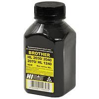 Тонер Hi-Black для Brother HL-2030/2040/2070/1240, Bk, 90 г, банка